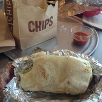 Photo taken at Chipotle Mexican Grill by Evan H. on 7/3/2012