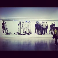Photo taken at Gagosian Gallery 21 by Andre R. on 6/15/2012