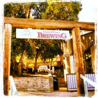 Photo taken at Central Coast Brewing by Peter W. on 8/29/2012