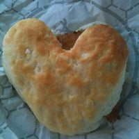 Photo taken at Chick-fil-A by Katy D. on 2/14/2012