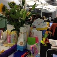 Photo taken at VaynerMedia HQ by Madelana M. on 8/1/2012