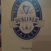 Photo taken at Dubliner by Skyler H. on 2/4/2012