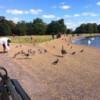 Photo taken at Kensington Gardens by Sami M. on 8/31/2012