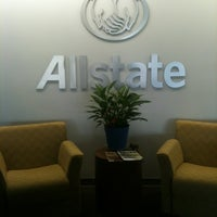 Photo taken at Allstate by Kathy w. on 3/27/2012