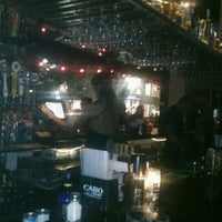 Photo taken at Canteen Modern Tequila Bar by manuel c. on 6/23/2012