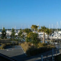 Photo taken at St Johns Yacht Harbor by Mike S. on 4/17/2012