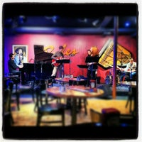 Photo taken at Ryles Jazz Club by Alex H. on 2/23/2012