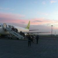 Photo taken at RIX | Terminal D by Vladimir B. on 8/5/2012