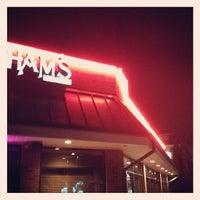 Photo taken at Ham's Restaurant by Will P. on 8/15/2012