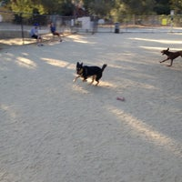 Photo taken at Hermon Dog Park by Danielle C. on 8/30/2012