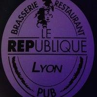 Photo taken at Le République by Nicolas G. on 5/16/2012