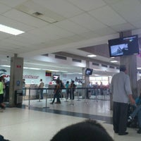 Photo taken at Aeropuerto Internacional La Chinita: Terminal Nacional by Luis P. on 7/11/2012
