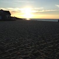 Photo taken at Cliffside Beach Club by Gerri on 8/6/2012