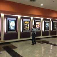 Photo taken at Cinemark by Murilo on 8/12/2012
