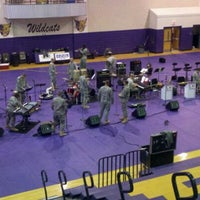 Photo taken at West Stokes High School by Ellen P. on 12/3/2011