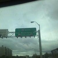 Photo taken at Major Deegan Expressway (I-87) by Eugenio M. on 10/4/2011