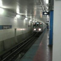 Photo taken at CTA - Chicago (Blue) by Russell H. on 8/5/2012