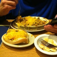 Photo taken at Skyline Chili by Laura K. on 11/5/2011