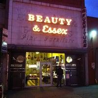 Photo taken at Beauty & Essex by Tayaba J. on 2/15/2012