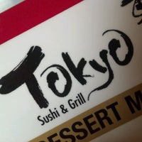 Photo taken at Tokyo Sushi and Grill by Cheyenne K. on 8/23/2012