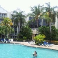 Photo taken at Renaissance Aruba Resort And Casino by Jesus A. on 7/17/2012