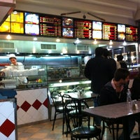 Photo taken at Bereket Turkish Kebab House by Savas T. on 1/1/2012