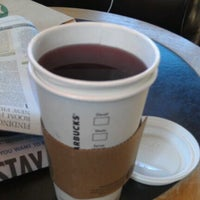Photo taken at Starbucks by iamthemandy on 10/24/2011