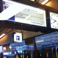 Photo taken at Intercity Utrecht Centraal - Leiden Centraal by Bas v. on 7/24/2011