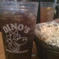 Photo taken at Dino's Sports Lounge by Jen T. on 5/1/2011