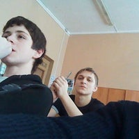 Photo taken at Школа № 1293 by Egor L. on 3/28/2012