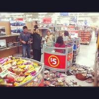 Photo taken at Walmart Supercenter by Sebastian M. on 5/13/2012