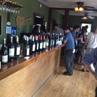 Photo taken at Uncorked Tasting Room & Wine Bar by Daniel K. on 5/2/2012