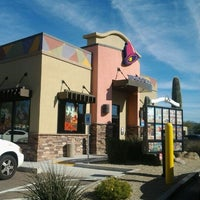 Photo taken at Taco Bell by Emmy D. on 1/10/2012
