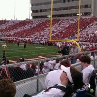 Photo taken at War Memorial Stadium / AT&T Field by Paula D. on 9/10/2011
