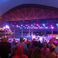 Photo taken at Waterside Stage by Antoni B. on 6/21/2012