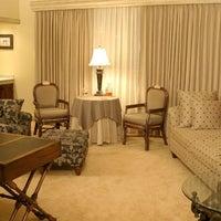Photo taken at Terra Nova Hotel by Shan C. on 1/13/2012