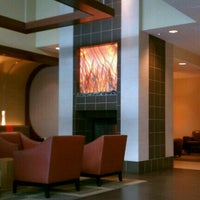 Photo taken at Hyatt Place Salt Lake City/Downtown/The Gateway by Tamara A. on 8/9/2012