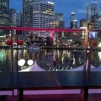 Photo taken at Hard Rock Cafe Sydney by E_C_T on 8/19/2012