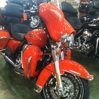 Photo taken at Southern Thunder Harley-Davidson by Anna B. on 1/21/2012