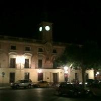 Photo taken at Ayuntamiento de Alcalá de Henares by Cristina K. on 7/13/2012