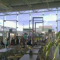 Photo taken at Aeropuerto de Fuerteventura (FUE) by Zueri on 4/14/2012