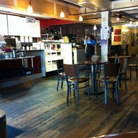 Photo taken at Kiskadee Coffee Co. by Matthew J. on 9/14/2011
