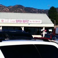 Photo taken at New Town Super Buffet by Felix G. on 1/27/2012