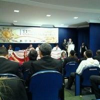 Photo taken at Camara Dirigentes Logista by Maridilza P. on 5/19/2012
