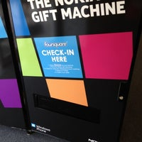 Photo taken at Nokia Gift Machine @ App Campus – Disrupt San Fran by Gianfranco G. on 6/19/2012