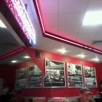 Photo taken at Steak 'n Shake by Breanna B. on 7/20/2012