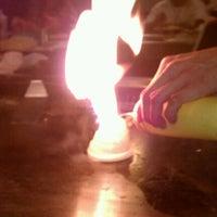 Photo taken at Genji Japanese Steakhouse - Dublin by Dee D. on 9/16/2011