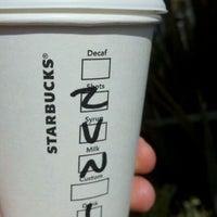 Photo taken at Starbucks by Ed L. on 10/5/2011