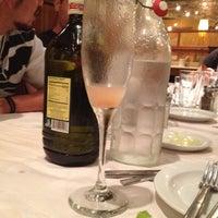 Photo taken at Romano's Macaroni Grill by Alejandra C. on 5/19/2012