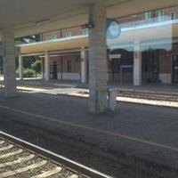 Photo taken at Stazione Faenza by Trayko S. on 6/25/2012